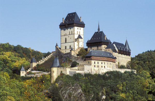 statni hrad Karlstejn