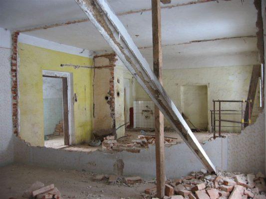horní pokoje
