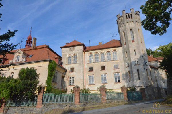Zámek Jetřichovice