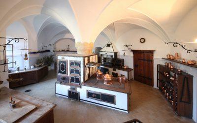Hradní kuchyně, Státní hrad Bouzov