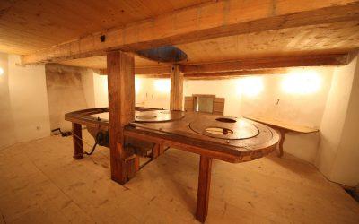 Kouzelný stoleček, Bellaria, Státní zámek Český Krumlov