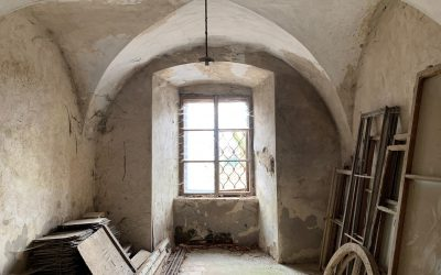 Přízemí zámku
